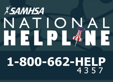 SAMHSA National Helpline 24/7